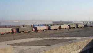 Mongolia Coal Delivery